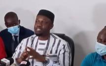 3e mandat: «tous ceux qui évoquent cette question doivent être envoyés en prison», déclare Sonko