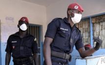 Non port du masque: 432 personnes interpellées et plus de 2,5 millions Fcfa d'amende récoltés par la police de Mbour