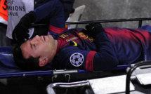 Simple contusion pour Messi
