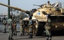 Egypte: l'armée fait entendre sa voix