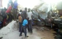 Dernière minute : une fille fauchée par un camion à Keur Massar