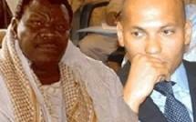 Pavillon spécial : Karim Wade, Oumar Sarr et Madické Niang reçus par Cheikh Béthio