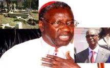 Devant le Cardinal Sarr, Général Pathé Seck promet l'enfer aux profanateurs du cimetière Saint Lazare