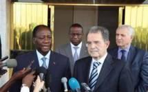 """Nord Mali/intervention militaire : le président ivoirien veut une résolution de l'Onu """"cette semaine"""""""