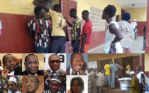 """Présidentielle en Guinée: empêchés de voter, des ressortissants guinéens basés à Dakar qualifient Alpha Condé de """"dictateur"""""""