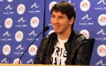"""FC Barcelone: """"l'année aurait pu être meilleure"""" selon Messi"""