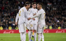 LDC : le Real Madrid sans Sergio Ramos ni Eden Hazardà Chakhtior Donetsk face