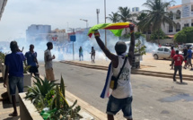 Dakar: les manifestants guinéens expriment leur ras-le-bol du régime de Alpha Condé