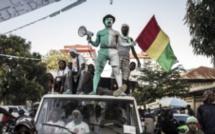 """Présidentielle guinéenne: le FNDC annonce """"une série de manifestations illimitées"""""""