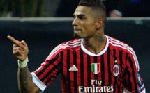 Foot-Milan AC: Visé par des chants racistes, Boateng décrète la fin du match