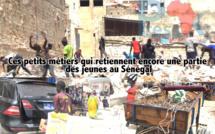 Ces petits métiers qui retiennent encore une partie des jeunes au Sénégal (Vidéo)