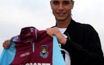 Chamakh rejoint West Ham et veut effacer son échec à Arsenal