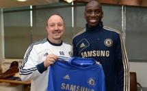 Cup-Chelsea : opérationnel, Demba Ba aligné ce samedi face à Southampton?