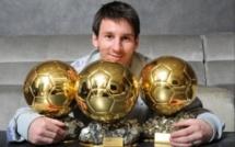 FIFA Ballon d'or 2012: Messi encore favori