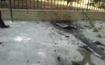 Exclusif : Un homme s'immole devant le Palais
