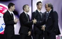 """Iniesta : """"pas question de le donner à d'autres parce que quelqu'un en aurait déjà beaucoup"""""""