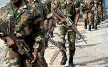 Attendus au Mali, les soldats sénégalais s'entrainent à Linguère dans des conditions identiques à la situation de guerre au Nord-Mali