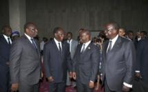 Macky Sall à Abidjan pour participer à l'harmonisation des stratégies au sujet de la guerre au Mali