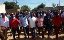 Kaolack : les populations de Sibassor sortent dans la rue pour réclamer de l'eau potable