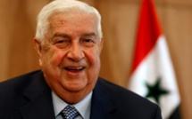 Syrie : Décès de Walid Mouallem, ministre des Affaires étrangères