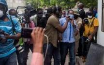 La FIFA bannit à vie le président de la fédération haïtienne (Communiqué)