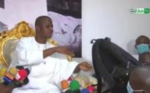 Touba: le ministre, les sinistrés de l'incendie du marché Ocass et le sac de 50 millions