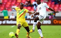 VIDEO RESUME CAN 2013: le Ghana et le Mali prennent leur quart