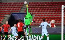 Vidéo - Édouard Mendy regrette l'absence des supporters pour son retour à Rennes