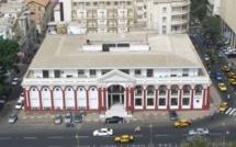 Incendie à la salle de conférence du Ministère des Affaires étrangères