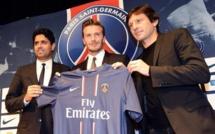 Beckham au PSG, l'accord datait de deux semaines