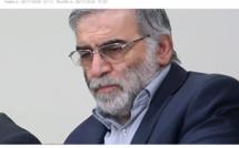 Iran: le président Hassan Rohani accuse le «mercenaire» Israël de l'assassinat d'un scientifique