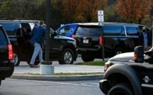 USA : Joe Biden s'est fracturé la jambe en jouant avec son chien