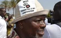 M23 : Mouhamadou Mbodj succède à Alioune Tine