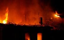 Violents incendies à Mbour et à Kolda : bilan 7 maisons consumées par le feu