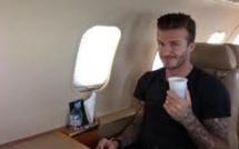 1/8 de finale C1 Valence vs PSG: Beckham est arrivé à Valence