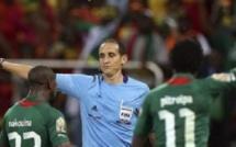 CAN 2013: l'arbitre Slim Jedidi n'a pas été sanctionné