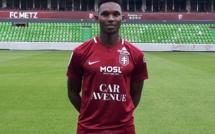Ligue 1: Opa Nguette (Metz) forfait à Rennes