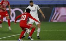 Liga: sans briller, le Real Madrid assure l'essentiel contre Grenade et ne lâche pas l'Atlético
