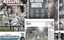 L'Espagne sous le choc après les déclarations de Messi, les trois pistes de l'AC Milan pour remplacer Ibrahimovic