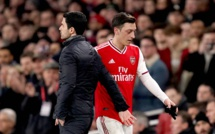 Arsenal tente tout pour se débarrasser de Mesut Özil