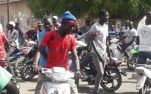 Thiès: une jeunesse piégée par la rentabilité des motos taxis
