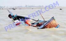 Kaolack: deux pères de famille meurent noyés dans un chavirement de pirogue