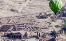Egypte: 19 morts dans l'explosion d'une montgolfière à Louxor