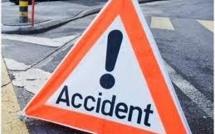 4 morts – 4 blessés : bilan d'un accident de circulation