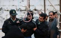 Iran: trois hommes exécutés pour «terrorisme» et meurtres