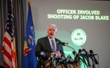 États-Unis: les policiers impliqués dans l'affaire Jacob Blake ne seront pas poursuivis