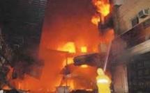 Incendie sinistre à la Médina : « les fautifs seront sanctionnés », assure le porte-parole du gouvernement
