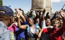 Afrique du Sud: nouvelle mobilisation contre les bavures policières