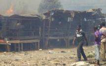 A Conakry, l'union inter-communautaire des jeunes contre les forces de l'ordre et les pillards