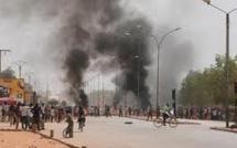 Violentes manifestations au Burkina après le meurtre d'une femme par un soldat